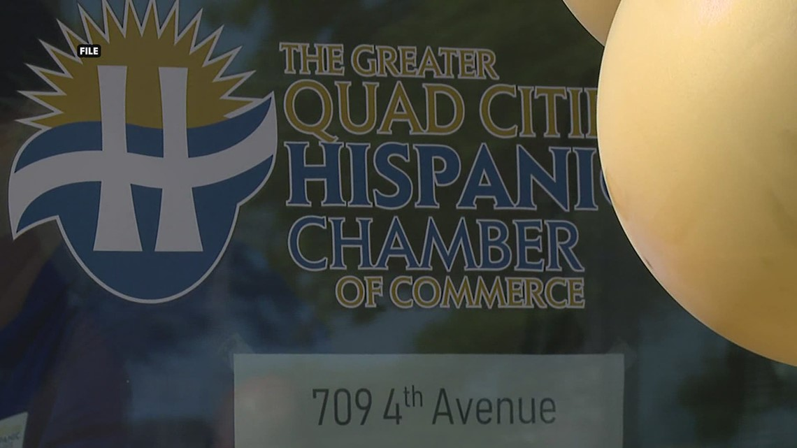 Quad Cities Hispanic Chamber of Commerce hosting first in-person event since 2020