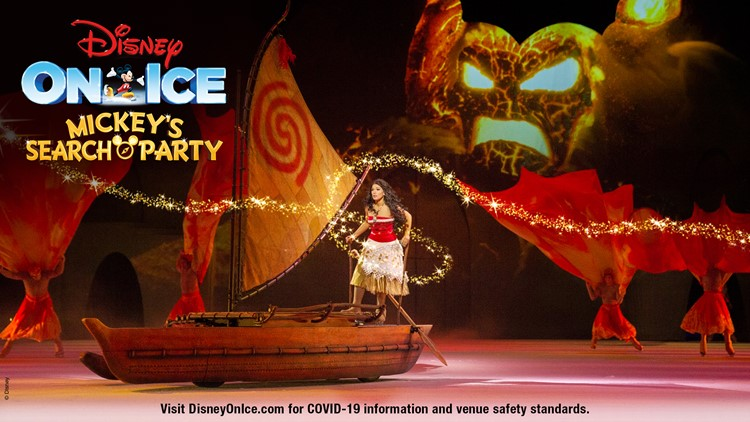 Sweepstakes Rules for Disney on Ice Sweepstakes