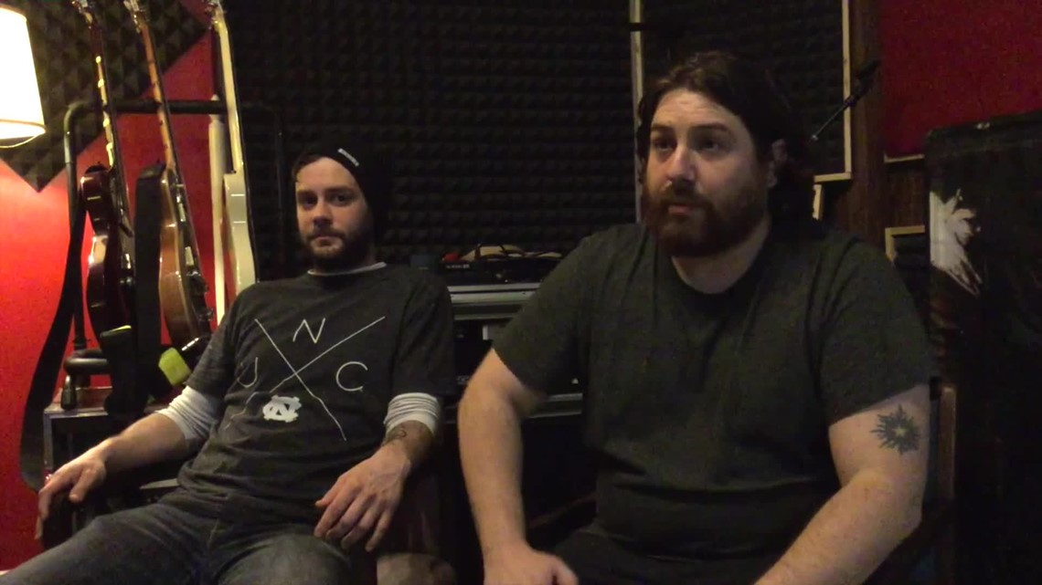 Meet the co-owners of The Attic Recording Studios