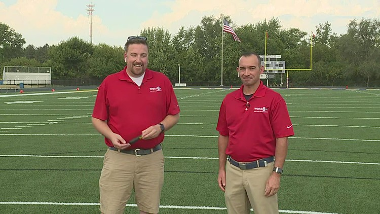 The Score On The Road: Football forecast and game preview of Pleasant Valley vs. Muscatine