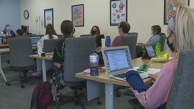 Nursing school enrollment down at Black Hawk College