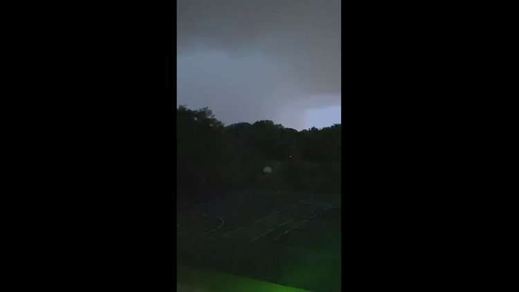WATCH: Chilling video shows tornado on the ground in suburban Chicago