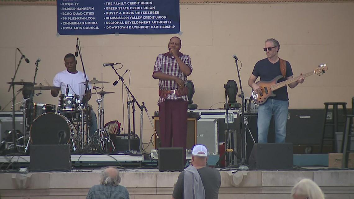 Mississippi Valley Blues Festival returns