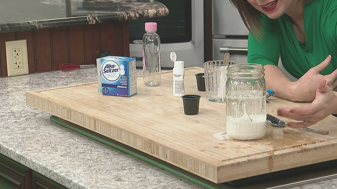 NAILED IT OR FAILED IT: Creating a Snow Storm in a Jar