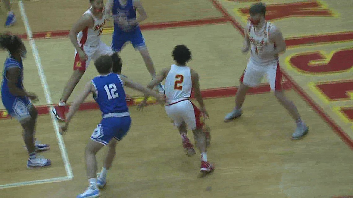 Rock Island rolls to a win over Quincy