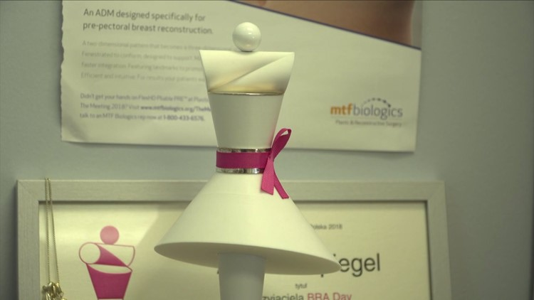 YOUR HEALTH: A new technique for breast reconstruction
