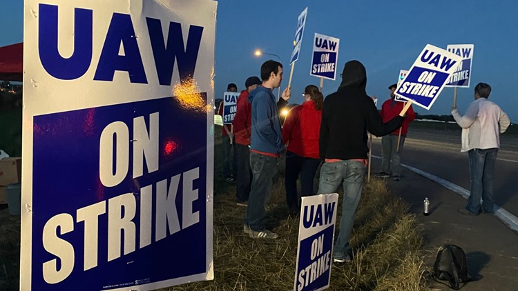 John Deere strike enters day 5, many details still unknown