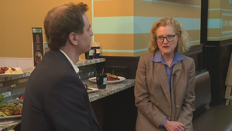 Breakfast With... Denise Bulat with the Bi-State Regional Commission on the U.S. Census