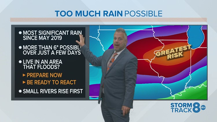 Eric's Accurate Forecast for Thursday June 24, 2021