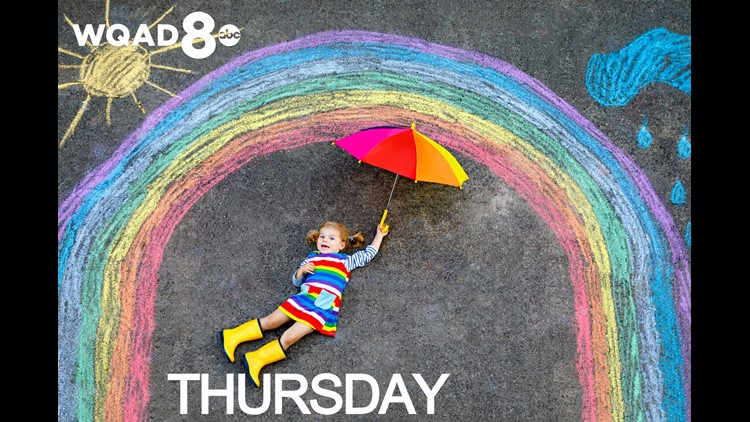 View Thursday's Weather Kid