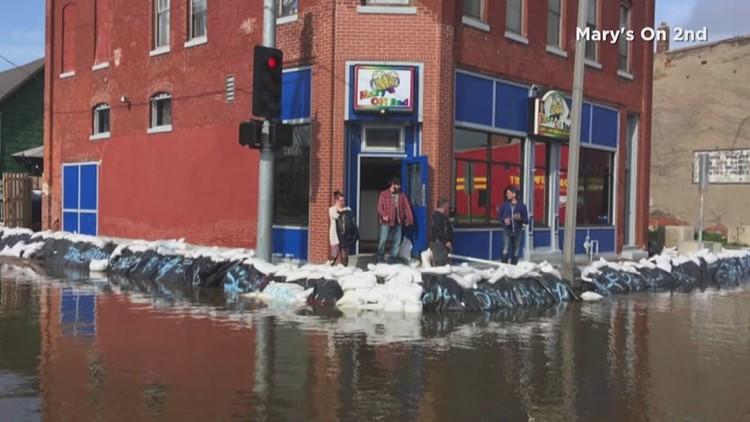 The City of Davenport awarded massive savings on flood insurance premiums