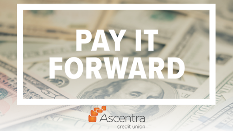 Nominate someone for 'Pay It Forward'