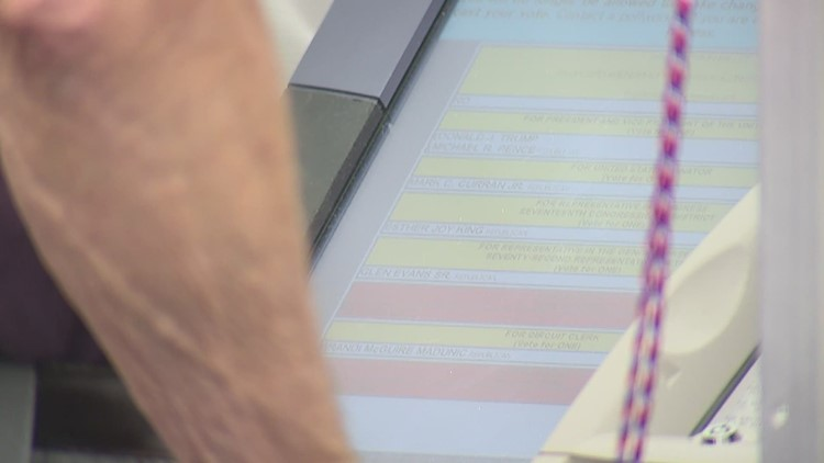 Rock Island County counts about 67k votes, record early voting numbers