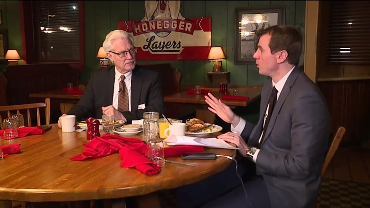BREAKFAST WITH… the AARP President of Iowa: Why it's important to caucus February 3rd