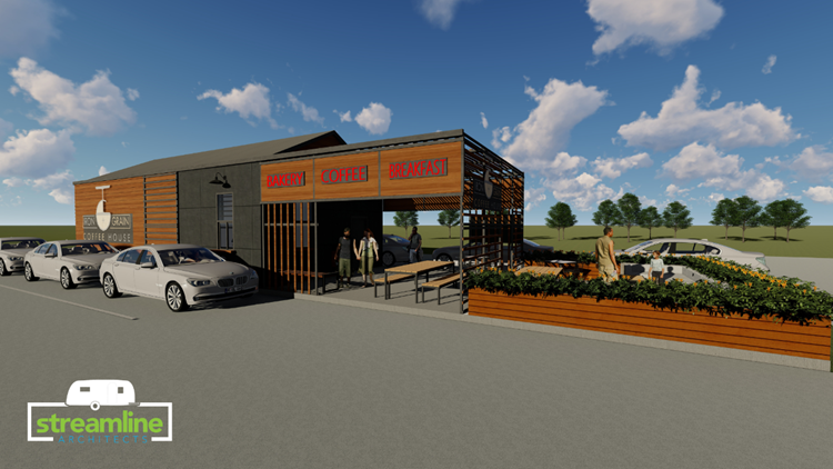 COMING SOON: Iron + Grain Coffee House Opening 3rd Location