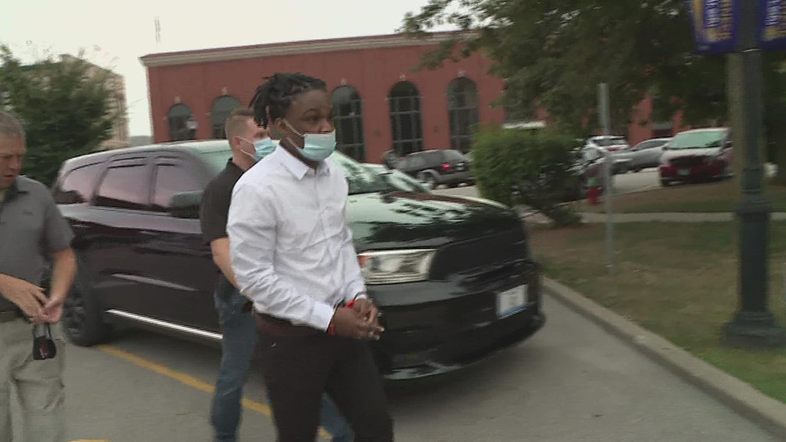 WIU student shot in dorm says life is 'forever' changed, former roommate sentenced to 18 years