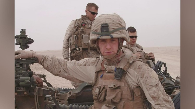 Local Afghanistan veteran reacts to situation unfolding overseas