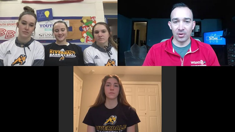The Score Sunday - Riverdale GBB Interview