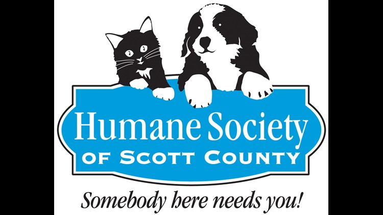 The Humane Society of Scott County has been selected as the Three Degree Recipient for April