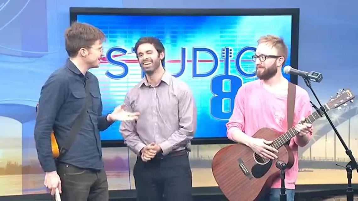 Studio 8 Live Session: Lewis Knudsen and Matt Van