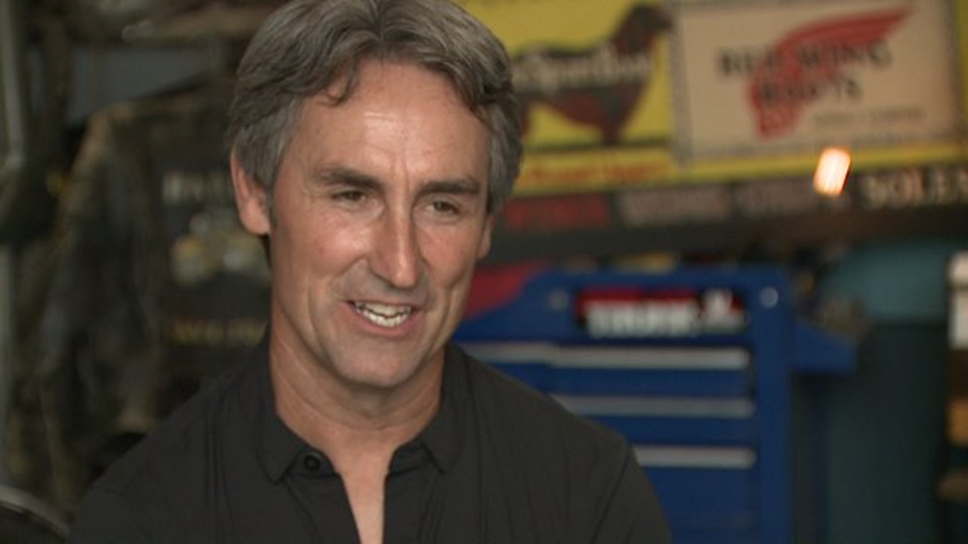 Will Mike Wolfe Stay With American Pickers Much Longer Wqad Com