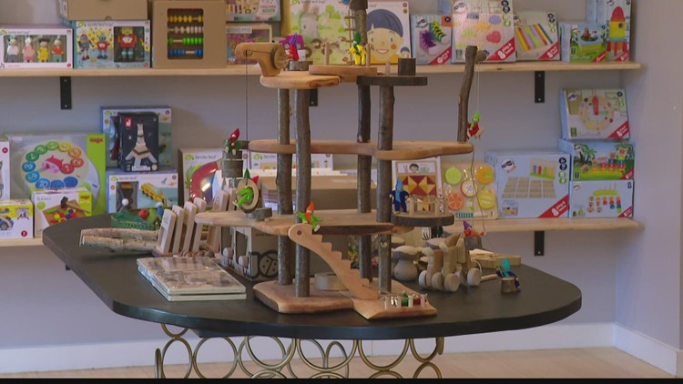 Eco-friendly toy store opens in Broad Ripple