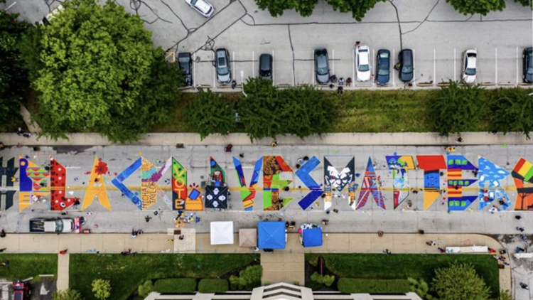 Indy's Black Lives Matter muralists launch artist collective