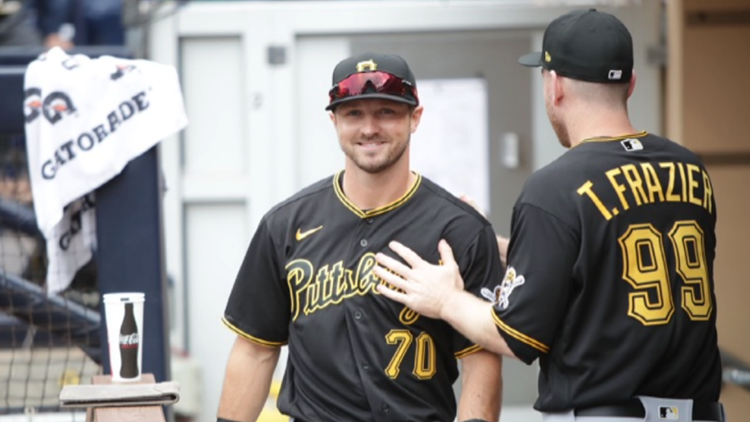 From no baseball to the big leagues: Indiana native makes it to 'the show'