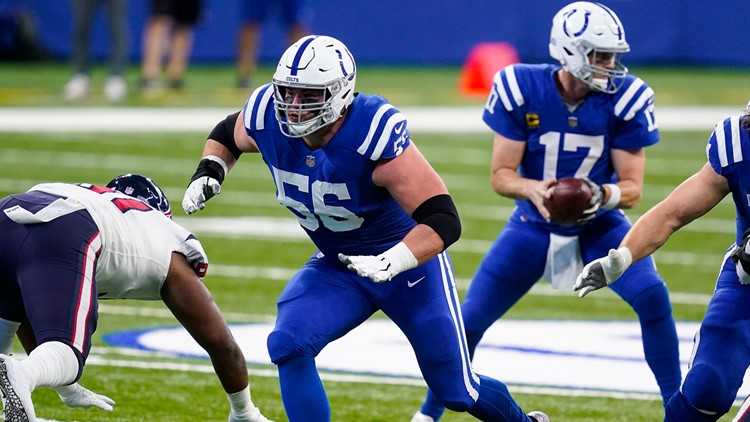 Colts put All-Pro guard Quenton Nelson on injured reserve