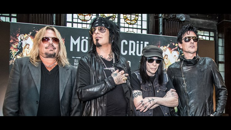 Mötley Crüe Reuniting Going On Tour Wthr Com