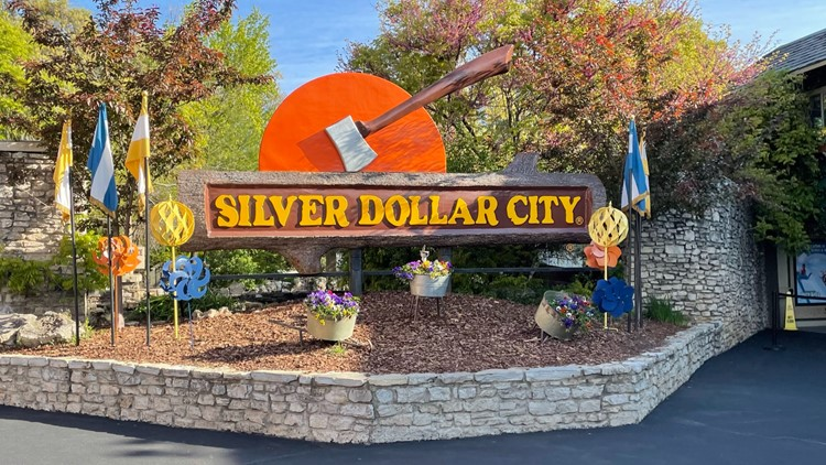 Chuck's Missouri Adventure: Silver Dollar City