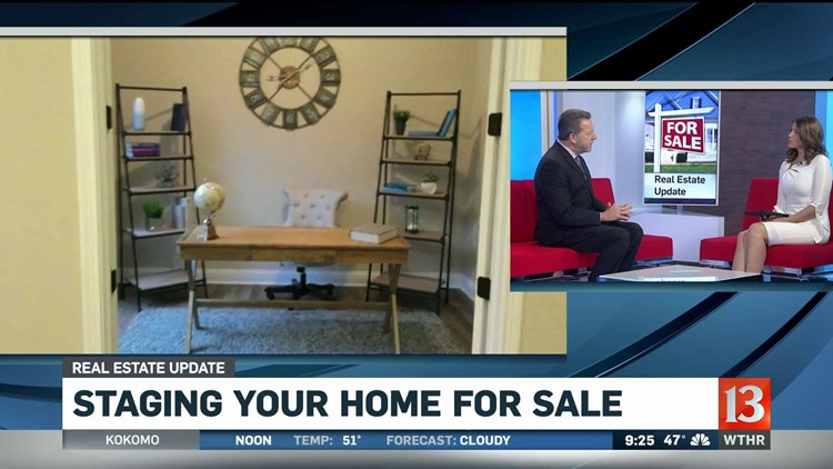 WATCH: Real Estate Update, staging your home for sale