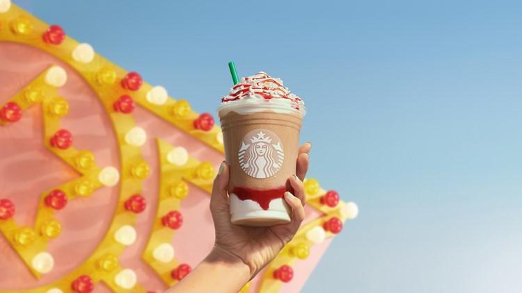Starbucks launches summer menu items