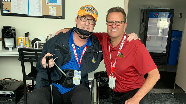 'What a ride it's been' | Dave Calabro shares his memories of Indy 500 announcer Bob Jenkins