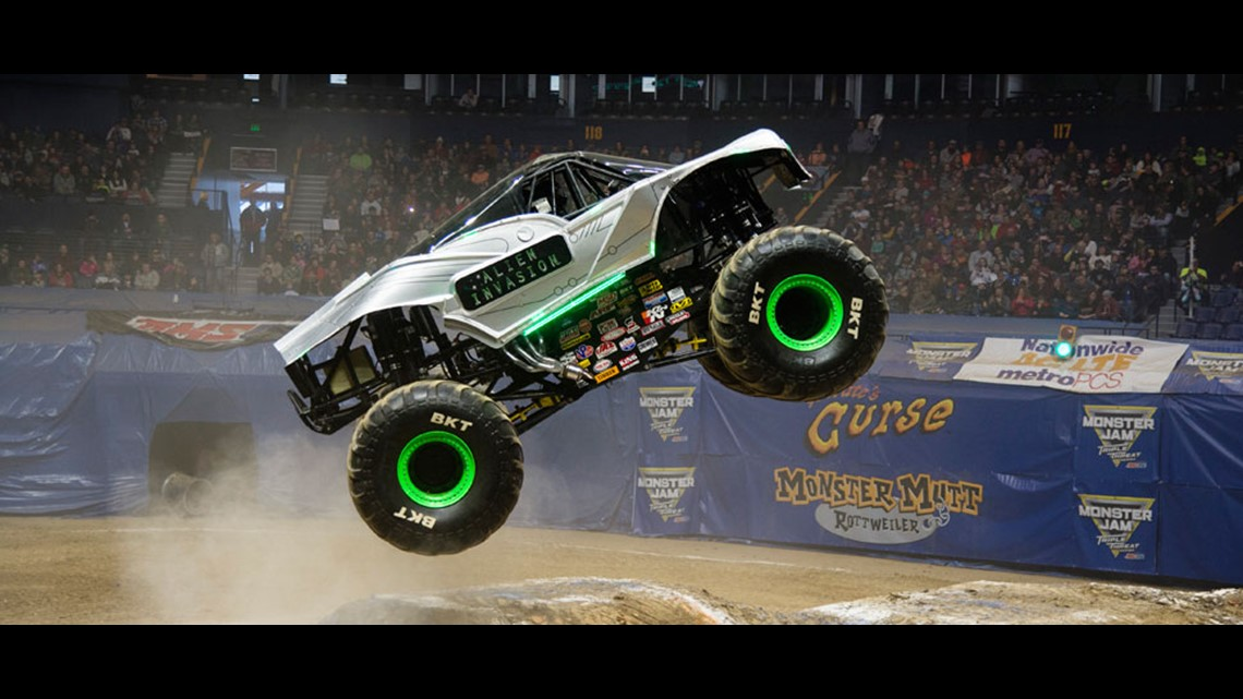 Monster Jam is coming back to Indy