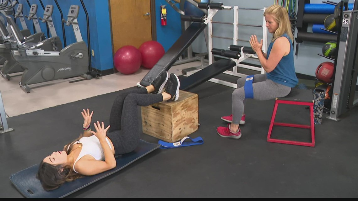 Friday Fit Tip: Strong hips
