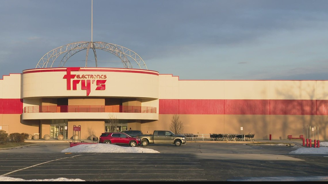 Fishers location among 31 Fry's Electronics stores set for closure