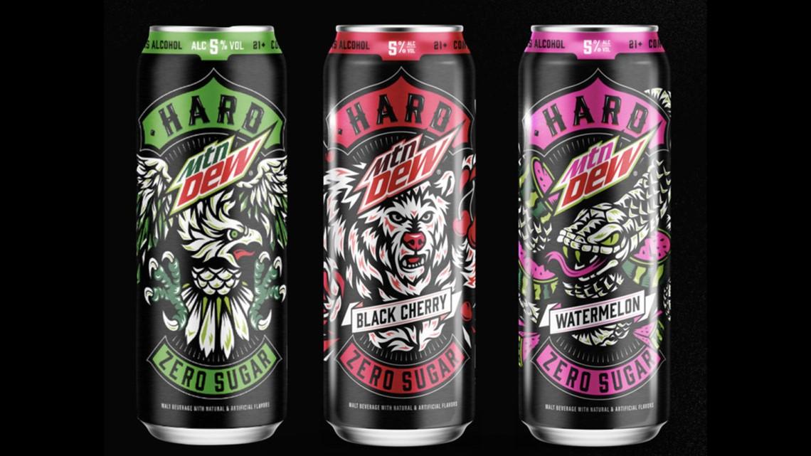 Alcoholic Mountain Dew beverage to hit shelves next year