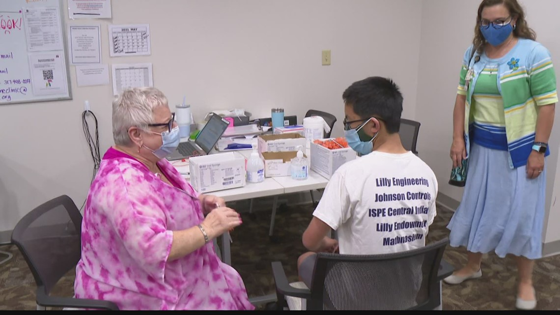 Indiana coronavirus updates - May 13, 2021