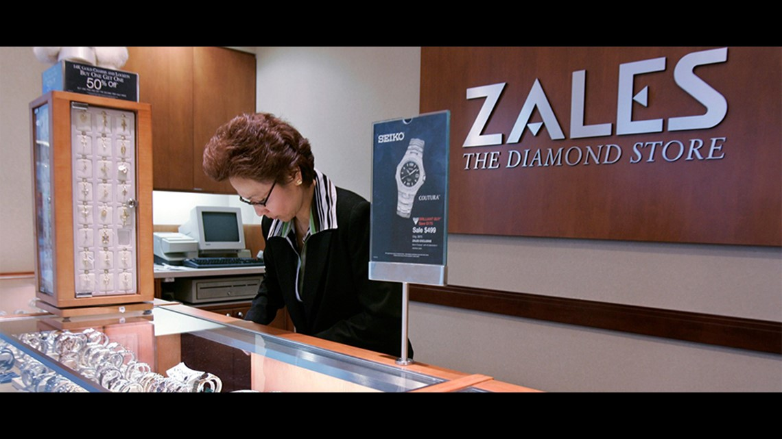 Zales Jared And Kay Jewelers Parent Company Closing 380 Stores Wthr Com
