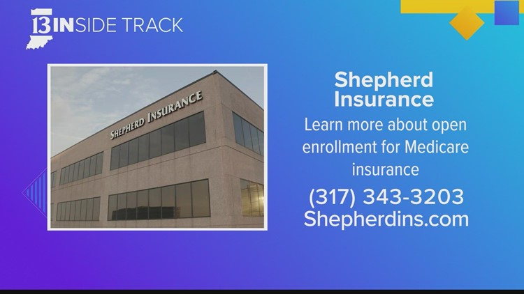 13INside Track learns about Medicare coverage with Shepherd Insurance