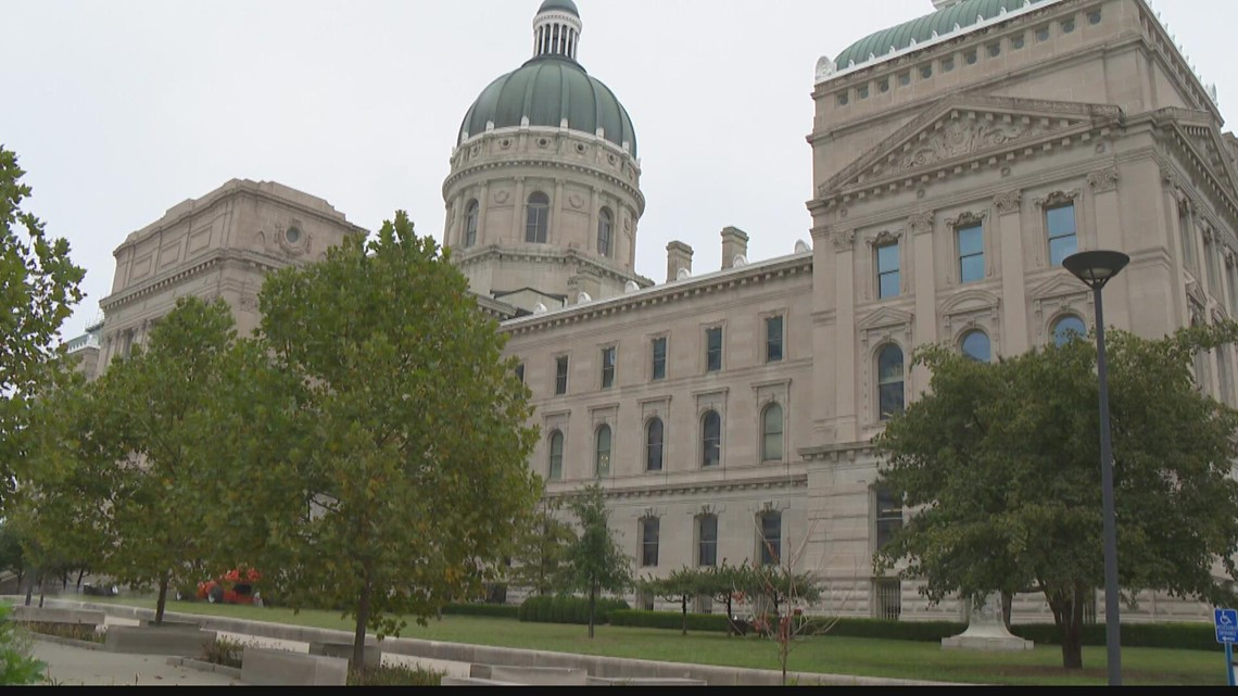 Indiana Republicans unveil proposed redistricting map