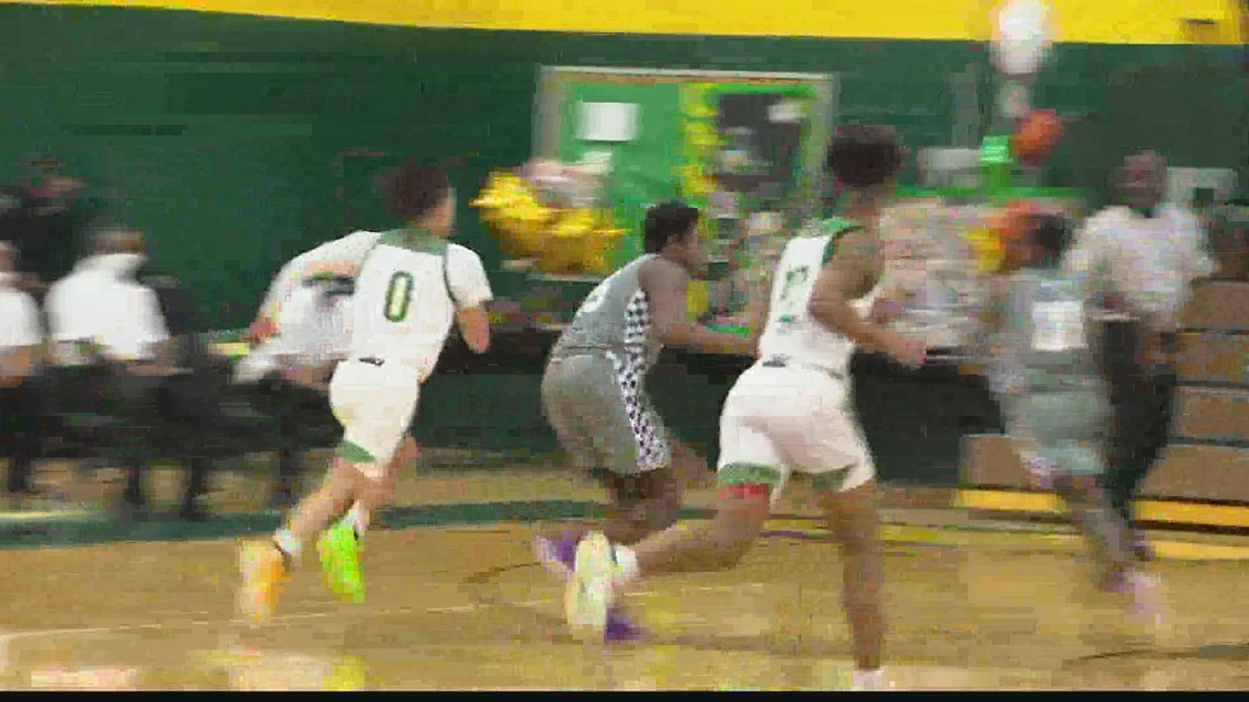 Attucks 86, Washington 53