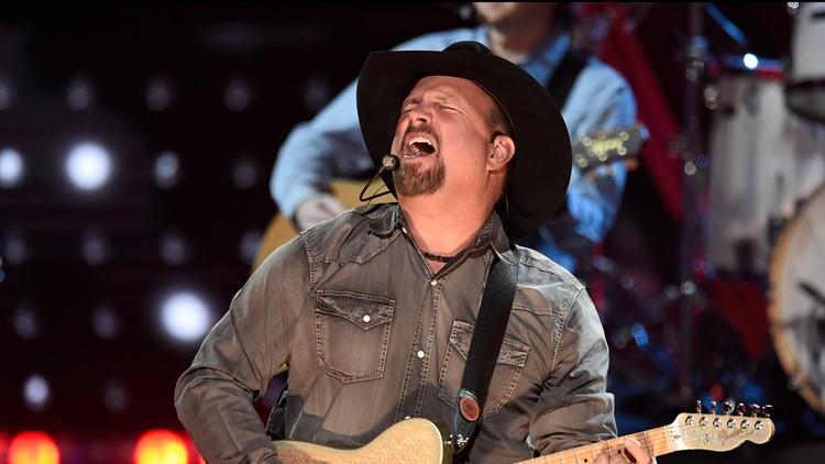 Garth Brooks in Nashville tickets on sale Friday
