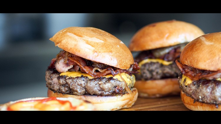National Cheeseburger Day Take Advantage Of These Deals Today Wthr Com