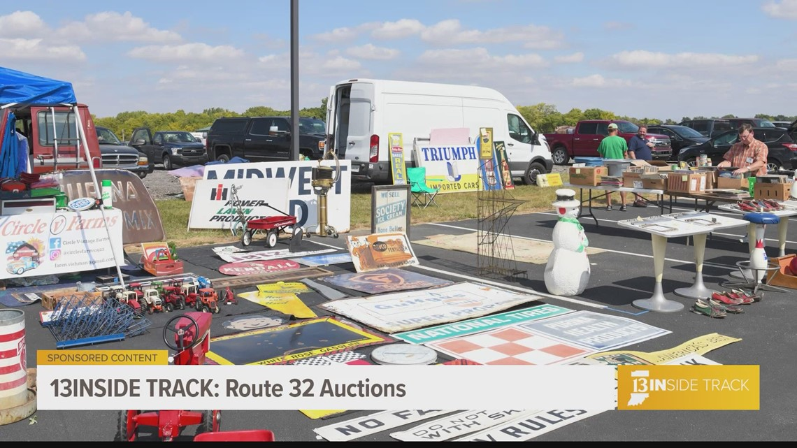 13INside Track previews the Indy Ad Show auction