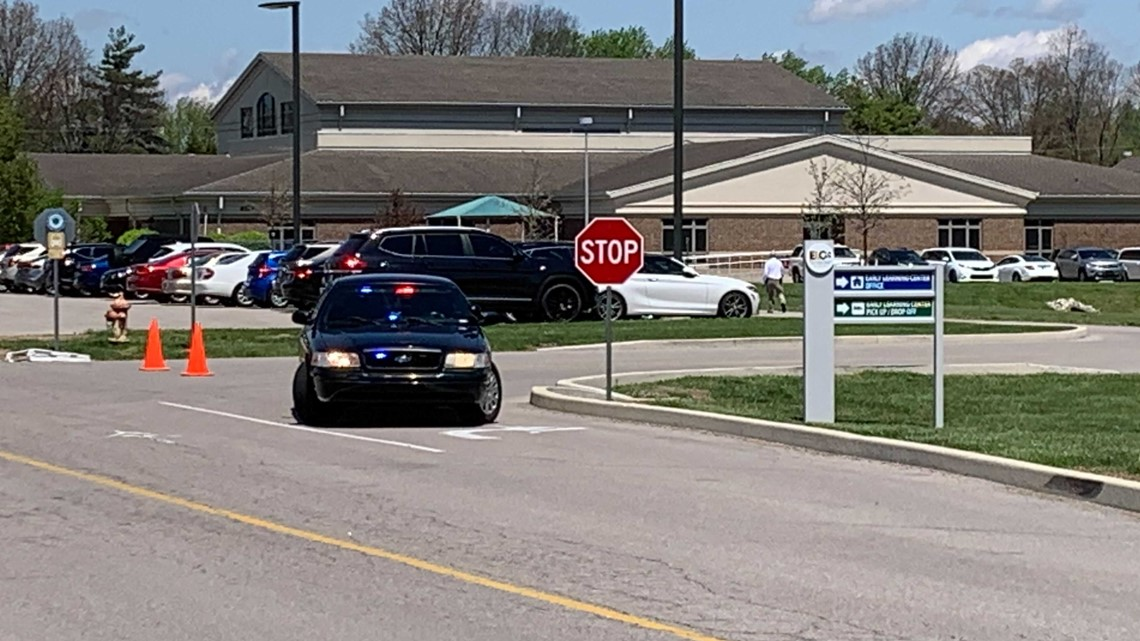 IMPD update on shooting at Mary Castle school campus