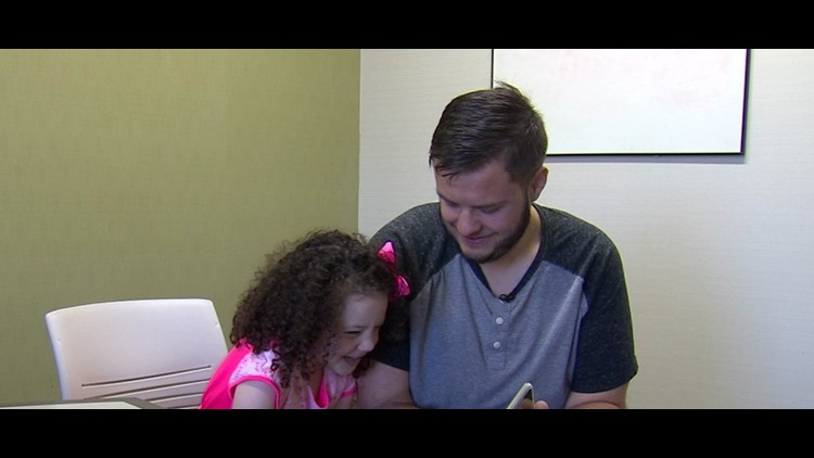 Plainfield father gets help after a suicide attempt intervention from WZPL