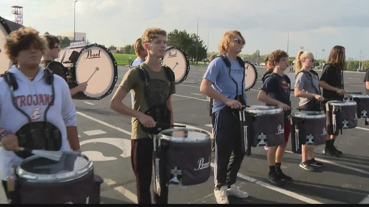 Operation Football Band of the Week: Center Grove High School