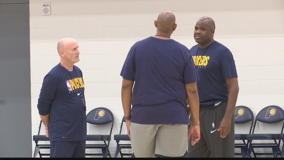 McMillan out as Pacers head coach